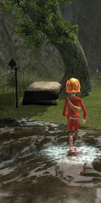 Scener ur spelet